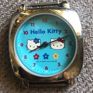 Hello Kitty watch faceS